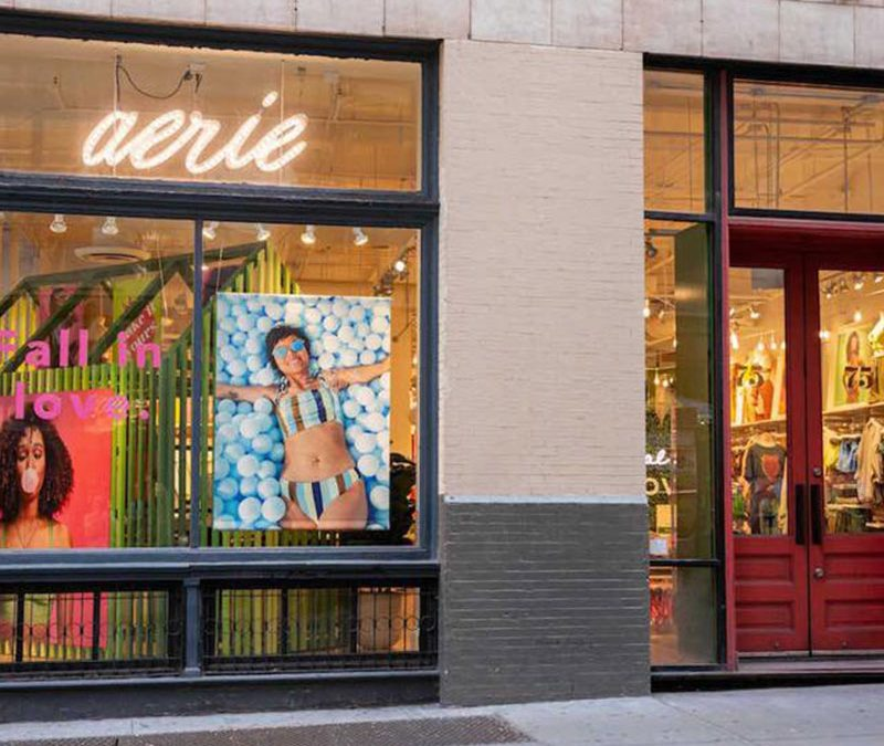 American Eagle Outfitters is exceeding expectations with first quarter revenue, CEO predicts post-pandemic boom for malls