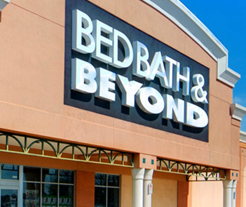 Bed Bath & Beyond plans retail turnaround with a focus on omnichannel