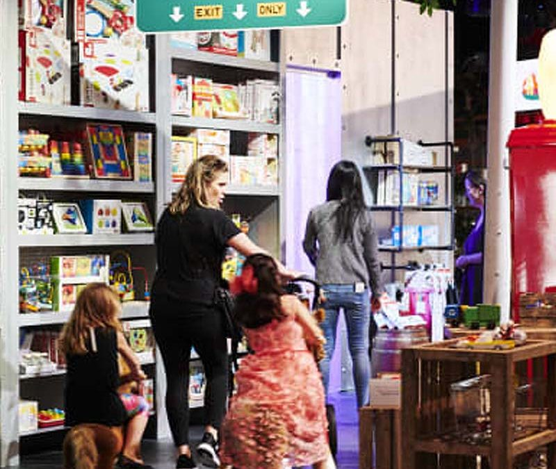 Toy retailer Camp reinvents former Toys R Us store, focuses on brick-and-mortar experiences