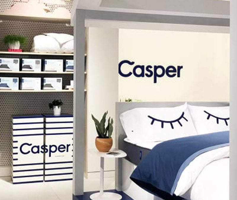 Casper 2021 Investor Presentation: Reinventing go-to-market strategy with physical stores playing a central role