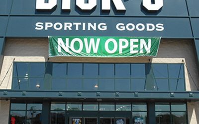 DICK'S Sporting Goods announces opening of five new stores in February