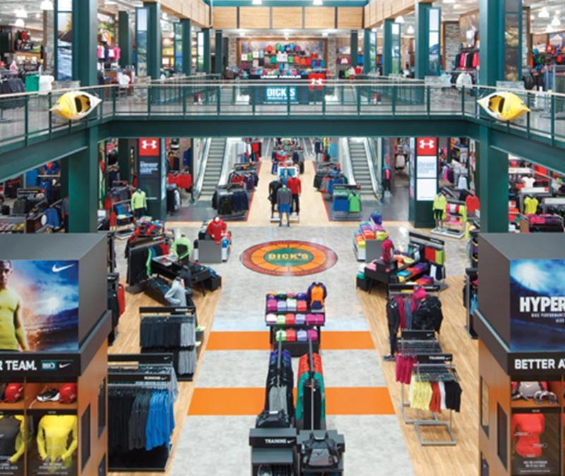DICK'S Sporting Goods reports record Q2 Sales and Earnings; Delivers 19.2% increase in same store sales