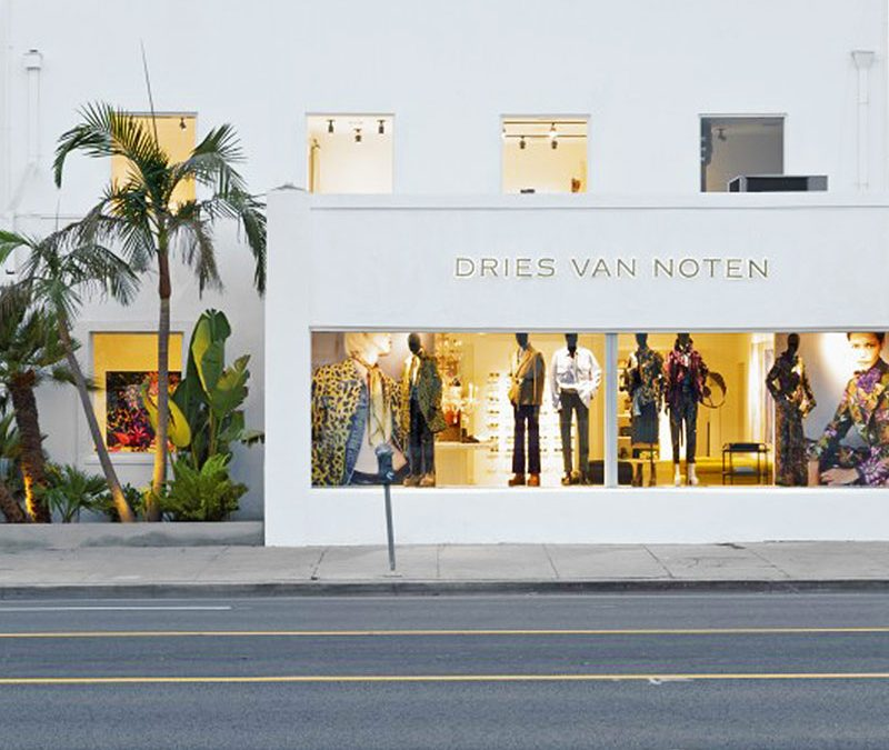 European retailers eye USA the brick-and-mortar landscape, opening physical stores
