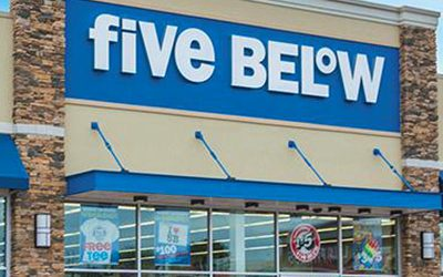 Five Below's growth expansion in 2021, plans to open 170-180 stores