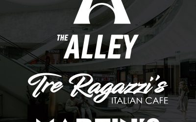 PRESS RELEASE: Spinoso Real Estate Group completes deal with Tre Ragazzi, The Alley and Martin's