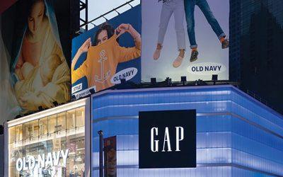 Gap Inc. posts highest Q2 sales in over a decade