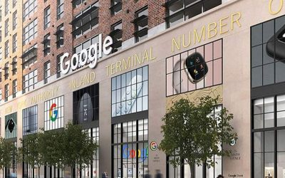 Digitally-native and DTC shift to brick-and-mortar continues, Google announces its first physical retail store, indicating more to come