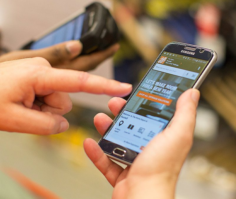Omnichannel and gamification, Home Depot tests digital to benefit physical