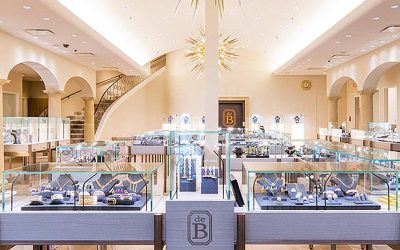 Jewelry stores crafting unique in-store experiences, reinventing brick and mortar