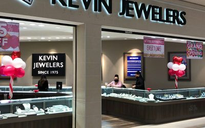 PRESS RELEASE: Kevin Jewelers opens at Santa Maria Town Center after completing deal with Spinoso Real Estate Group