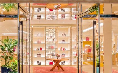 LVMH Louis Vuitton growth continues at rapid pace, revenue up 46%