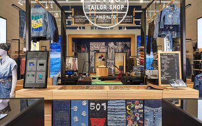 Levi Strauss & Co believes in physical stores, NextGen prototype opens doors to omnichannel