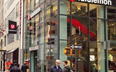 Lululemon pivots and gets creative with Brick and Mortar during Coronavirus