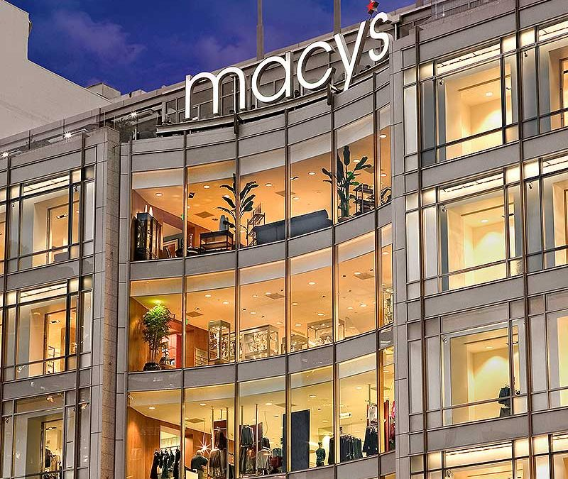 Macy's Q3 reflects a strong position due to early holiday shopping
