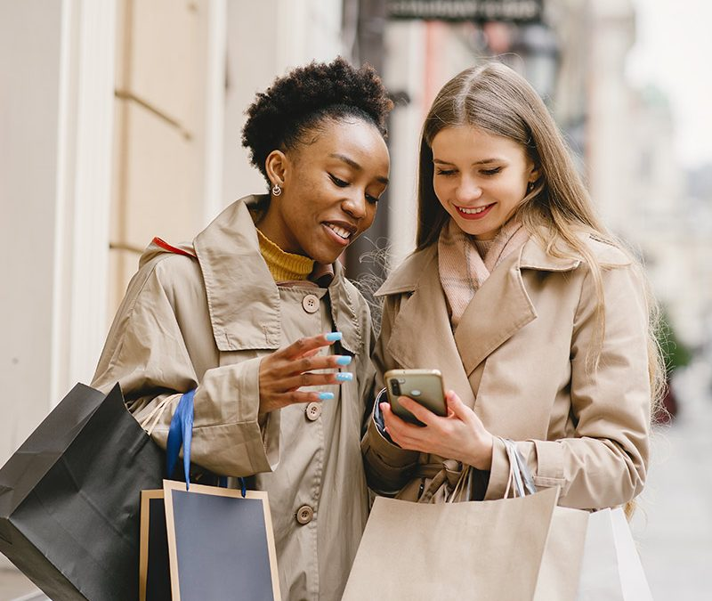 May brick-and-mortar sales increase, e-commerce acceleration begins to slow
