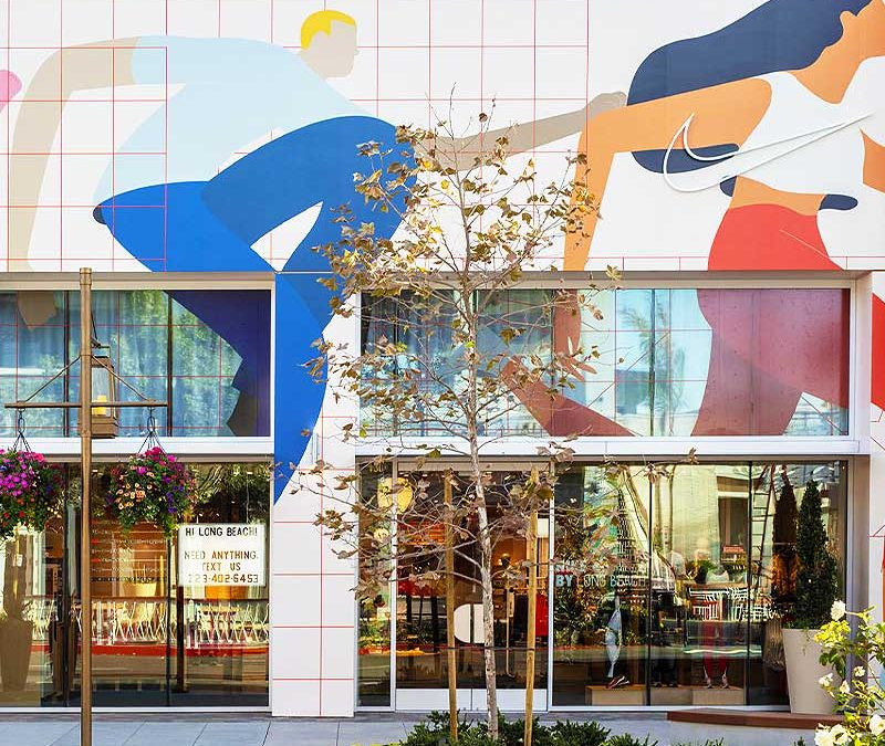 Nike plans to open 150+ new stores that enhance the digital and physical experience