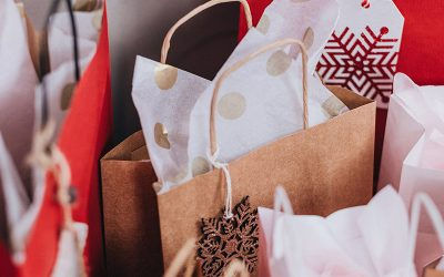 Early holiday shopping drives October retail sales