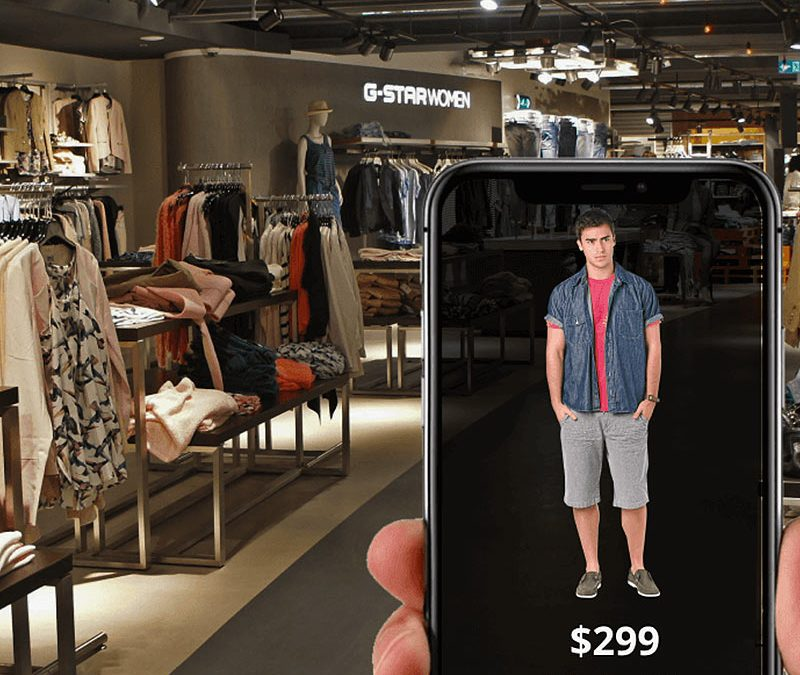 Recreating the brick-and-mortar experience with in-store technology
