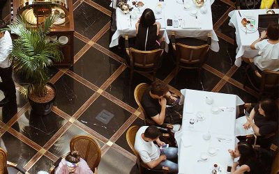 Restaurant sales accelerate, up 3.7% in August