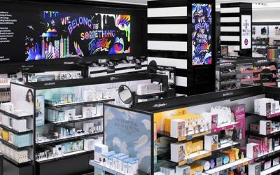 Sephora to expand brick and mortar footprint by 260 locations