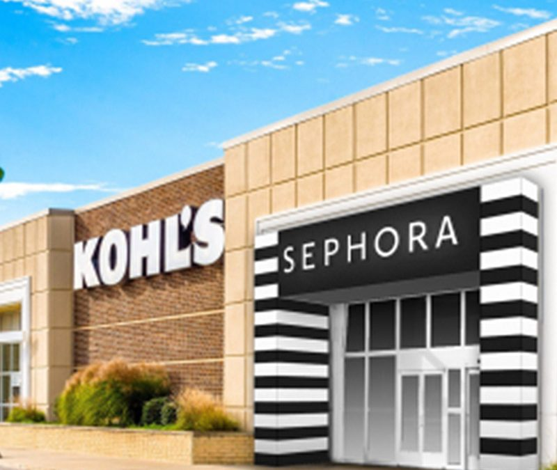Kohl's and Sephora form long-term partnership to create immersive in-store beauty experience