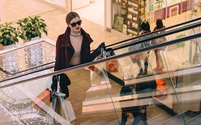 We're ready for normal, including shopping in-store, study shows