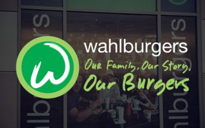Wahlburgers Restaurant Announcement at Genesee Valley Center