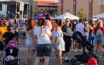 4th of July Celebration at Santa Fe Place Returns, Bigger and Better, Family Festivities Begin