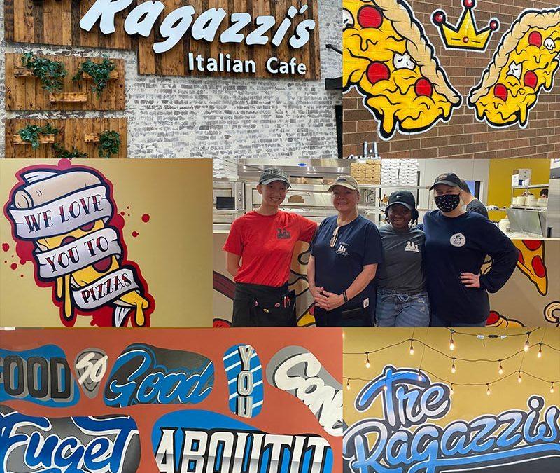 [PRESS RELEASE] Tre Ragazzi's flagship location opens at Gadsden Mall