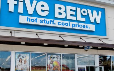 Five Below Q1 surpassing expectations, record new store openings, on track to open 170-180 additional new stores