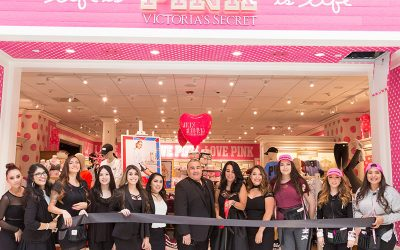 SREG Relocates and Expands Victoria's Secret and welcomes PINK, State-of-the-art Prototype