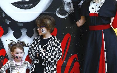 SREG hosts private Cruella Premiere Screening Event at SouthPark Mall, continues to strengthen position in community