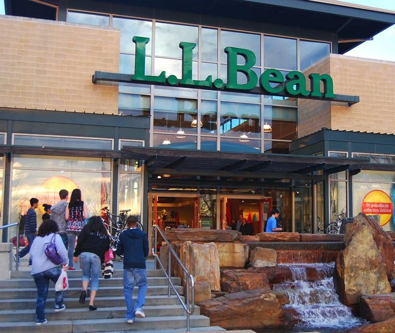 L.L.Bean Continues Brick-and-Mortar Growth, following its  strongest fiscal year in nearly a decade