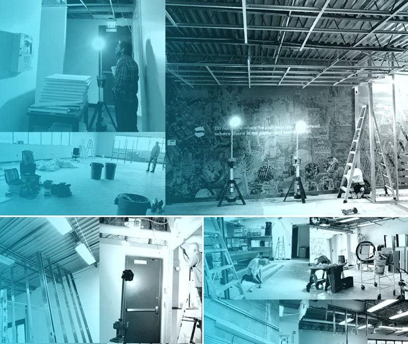 We're excited about another office expansion project at SREG's Syracuse headquarters