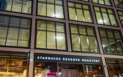 Starbucks signs substantial lease at Empire State Building in NYC