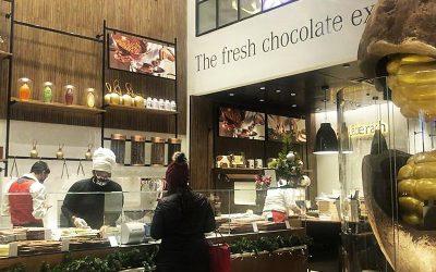 Swiss Chocolatier opens largest brick-and-mortar flagship in Midtown Manhattan