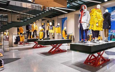 VF reinvents physical retail, department store 2.0
