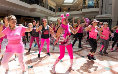 SREG's Mall At Wellington Green Hosts Its 4th Annual Pink Party For American Cancer Society